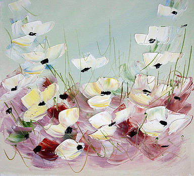 Poppies 5 by Dorothy Maier