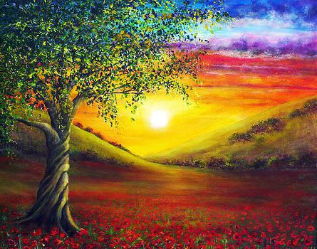 Poppies by Ann Marie Bone