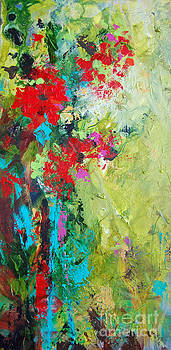 Poppies by Karen Ahuja