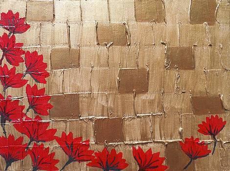 Poppies by Kate McTavish