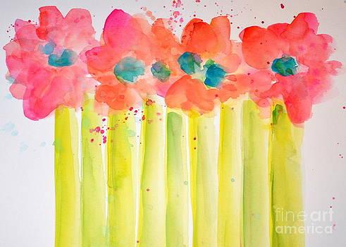 Poppies by Susan Vannelli