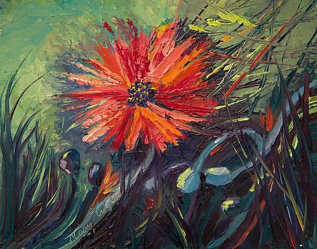 Poppin' Poppies by Mary Beglau Wykes