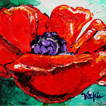 Poppy 1 by Vickie Warner