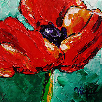 Poppy 2 by Vickie Warner