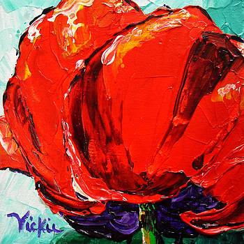 Poppy 3 by Vickie Warner