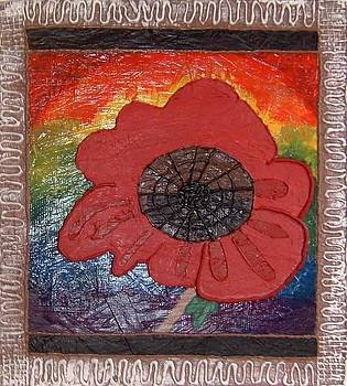 Poppy Dream  by Yvonne  Kroupa