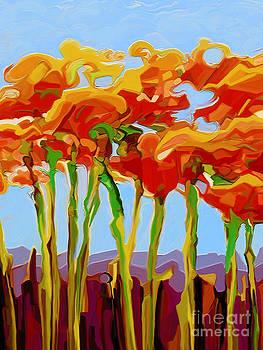Dorinda K Skains - Poppy Flutter 1