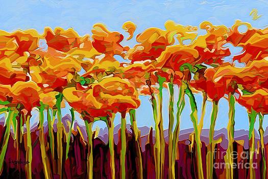 Dorinda K Skains - Poppy Flutter 2