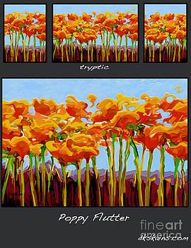 Dorinda K Skains - Poppy Flutter
