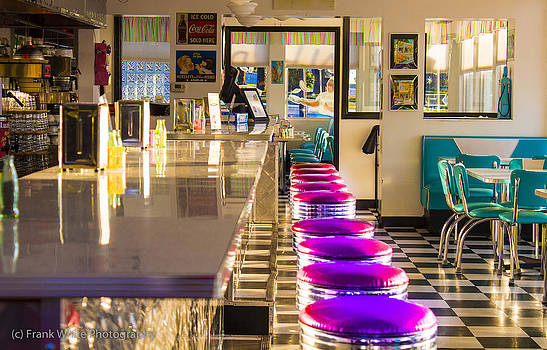 Pop's Diner by Frank White