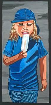 Popsicle by Sandra Marie Adams