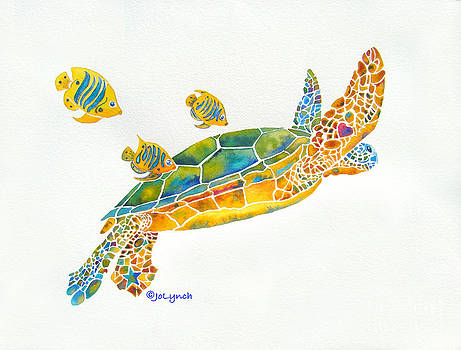 Popular Sea Turtle by Jo Lynch