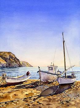 Por la Playa Las Negras by Margaret Merry