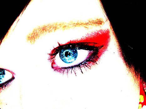 Porcelain Eye by Creed Dizzle