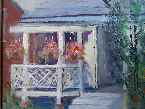 Porch Beauties by Bobbie Frederickson