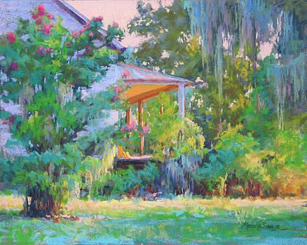 Porch Vision by Marsha Savage