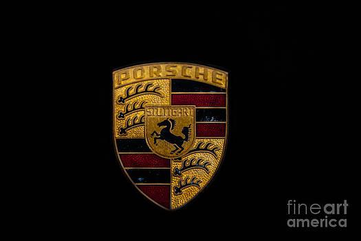 Dale Powell - Porcshe Emblem
