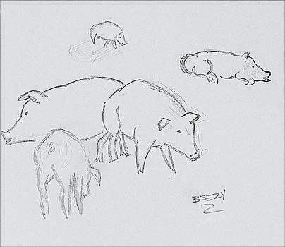 Pork by Kim Bell