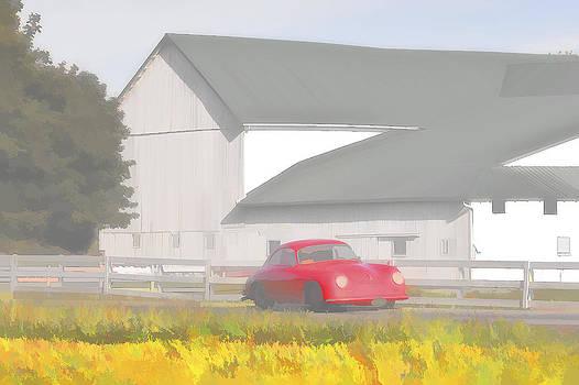 Jack R Perry - Porsch 356