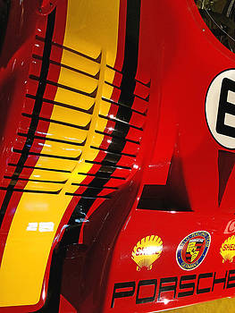 Porsche by Kris Bledsoe