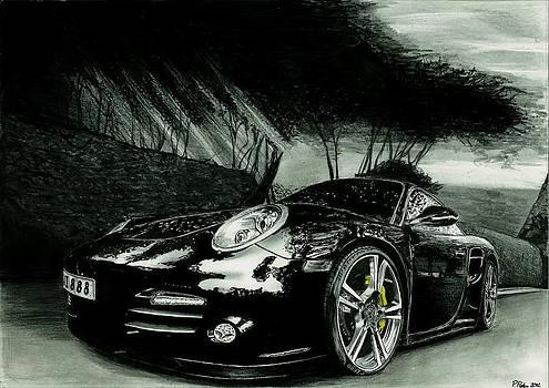 Porsche  by Pawel Przemyslaw Pyrka