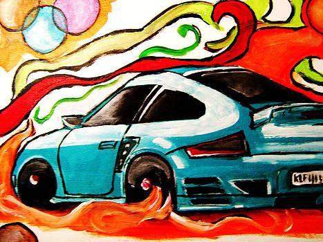 Porsche  by Sidney Holmes
