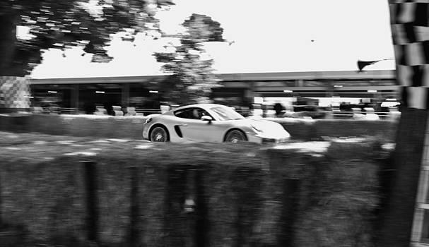 Porsche by Simon Hackett