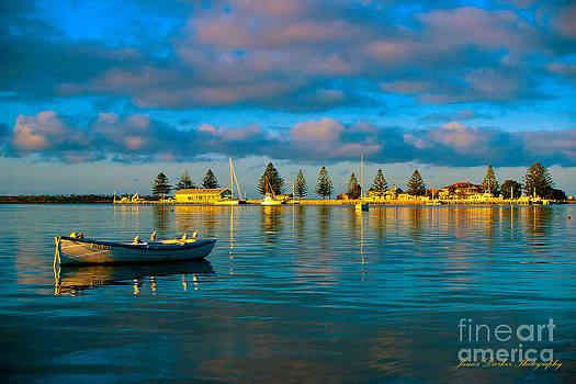 Port Albert Bay by James  Dierker