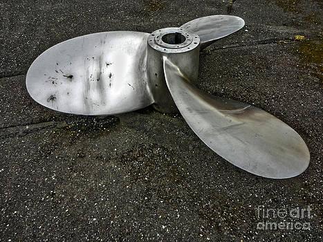 Gregory Dyer - Port Angeles - Boat propeller