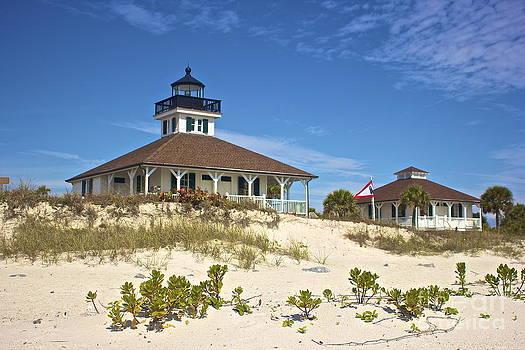 Amazing Jules - Port Boca Grande Lighthouse