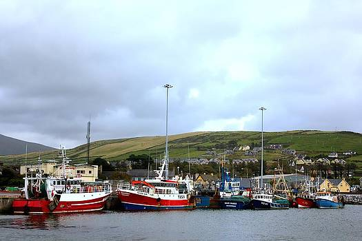 Port Dingle by Lanis Rossi