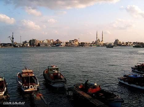 Port Foad by Essam Ramadan