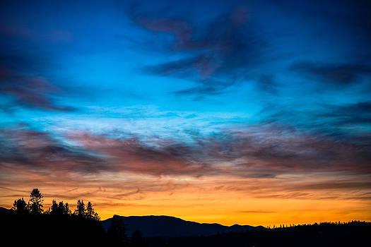 Ronda Broatch - Port Gamble Sunset 7