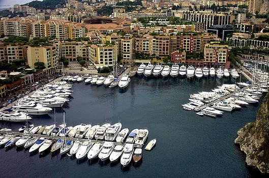 Venetia Featherstone-Witty - Monaco Port Hercules La Condamine