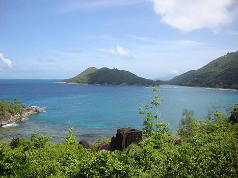 Port Launay Seychelles by Lola Ginger