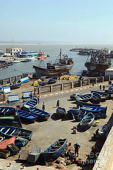 Sophie Vigneault - Port of Essaouira