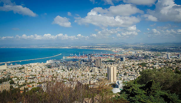 David Morefield - Port of Haifa