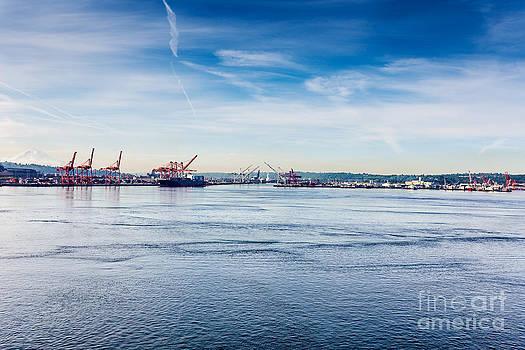 Jo Ann Snover - Port of Seattle Elliot Bay
