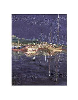 Jack Pumphrey -  Stary  Port Orchard Night