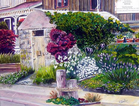 Susan Duxter - Port Stanley Cork House