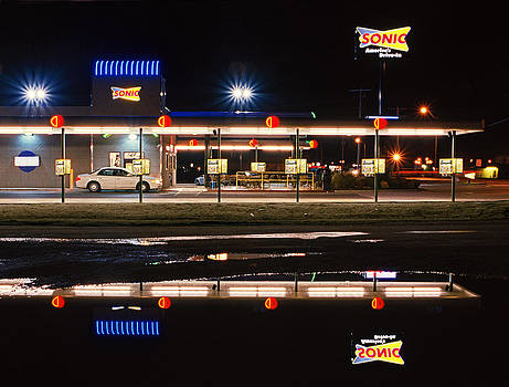 Portageville Sonic Drive-In by James Rasmusson