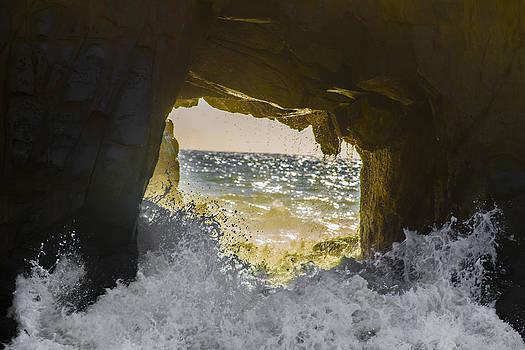 Portal To the Sun / Sea by Brandon McClintock