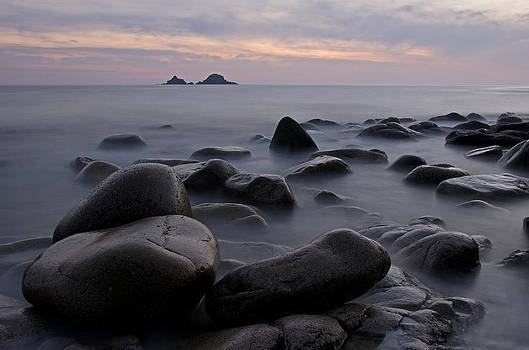 Porth Nanven in Cornwall by Pete Hemington