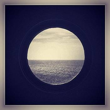#porthole by Kurt Iswarienko