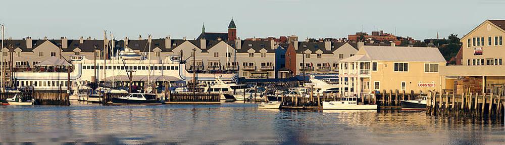 Portland Harbor - Dimillos by John Brown
