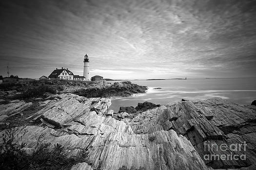 Portland Head Light House by Thanh Nguyen