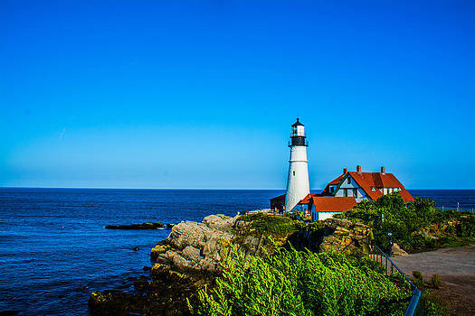 Portland Head Light Number Two by Jason Brow