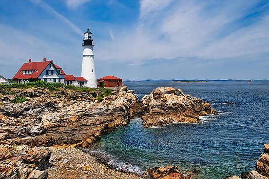 Portland Lighthouse by I Cale