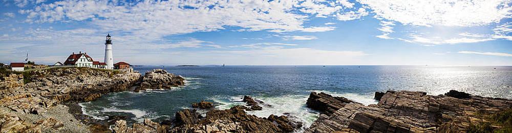 Ramunas Bruzas - Portland Lighthouse Panorama