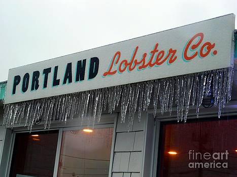 Christine Stack - Portland Lobster Company